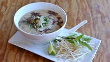 Grandpa's Porridge with Mushroom & Shallots at Good Girl Dinette