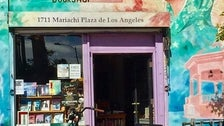 Libros Schmibros Lending Library in Boyle Heights