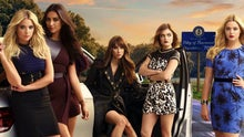 "Season 6 cast of ""Pretty Little Liars"""