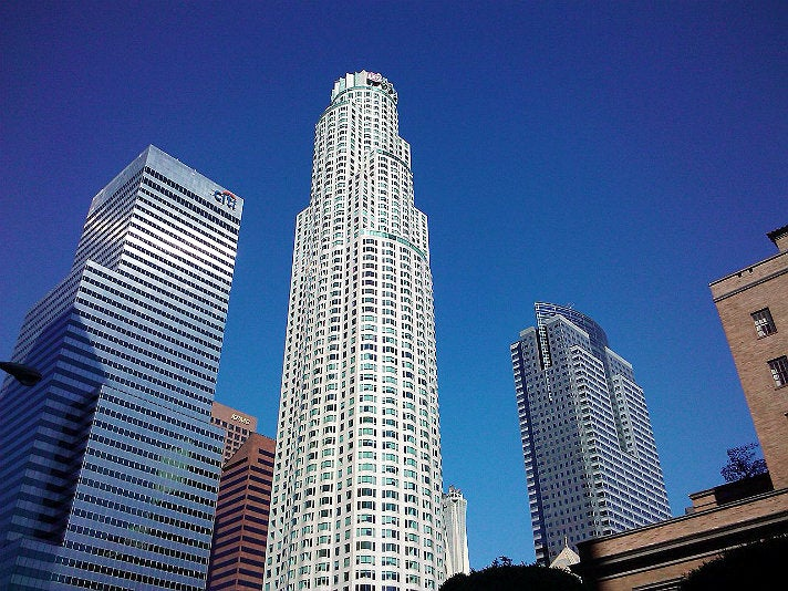 U.S. Bank Tower in Downtown L.A.