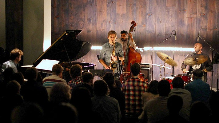 Ben Wendel Quartet at the Blue Whale