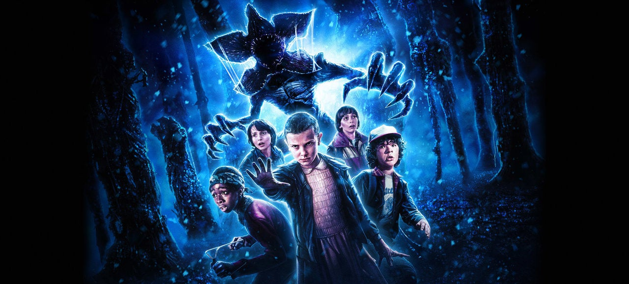 """Stranger Things"" at Universal Studios Hollywood - Halloween Horror Nights"